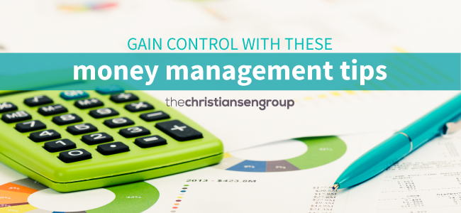 8 Money Management Tips for Financial Control