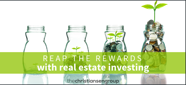 Top Four Reasons to Consider Real Estate Investing