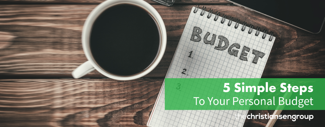 5 Easy Steps To An Effective Budget